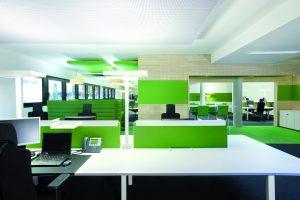 Зеленый стиль