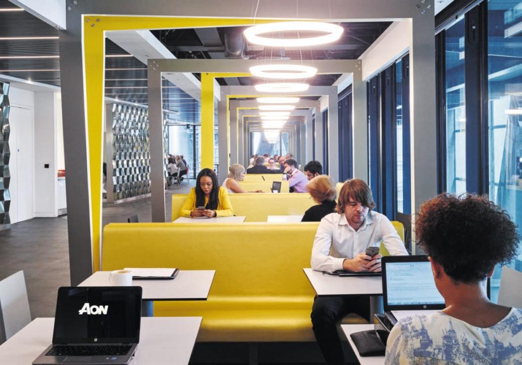Aon-workspace