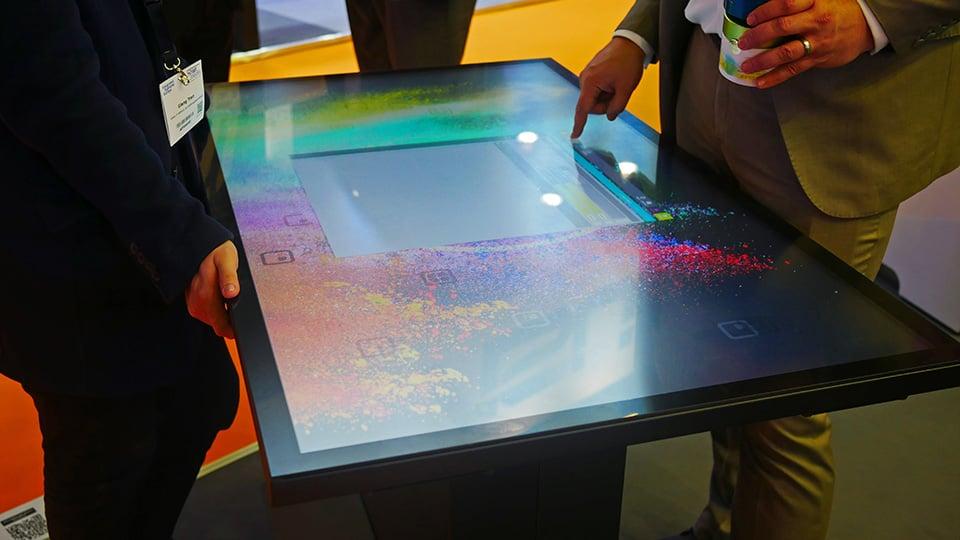 Interactive-stol