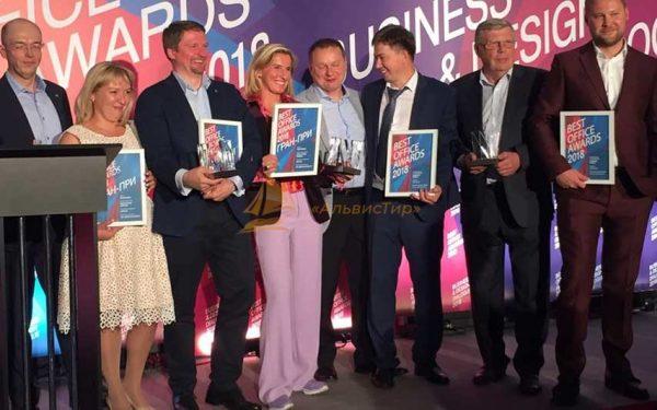 Подводим итоги мероприятия — Best Office Awards 2018
