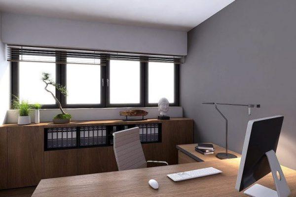 Стиль «минимализм» в оформлении офисных помещений