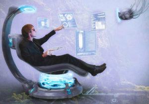 Высокотехнологичная мебель и комфорт