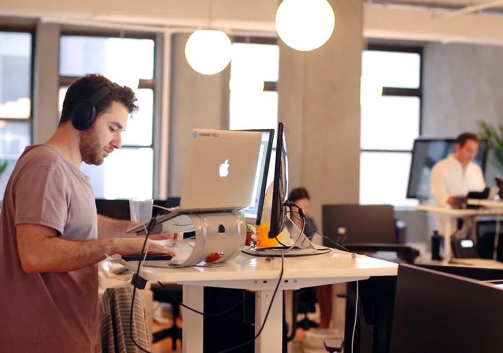 10 трендов мебели Хай Тек для офиса в 2018 году
