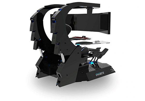 Обзор мира Хай Тек: рабочая станция Veyron J20