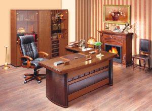 Идеальный стол руководителя: каким он должен быть?